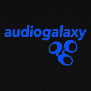 Camisetas Audiogalaxy c