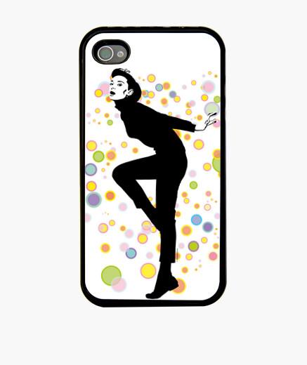 Audrey hepburn iphone cases