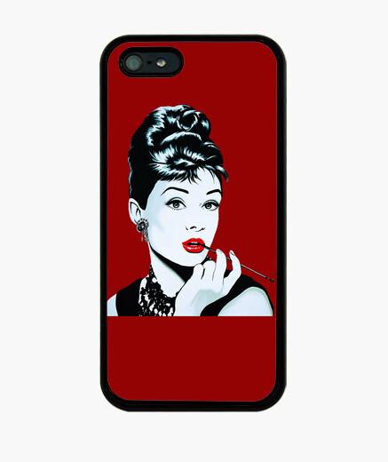Funda iPhone Audrey Hepburn - iPhone 5