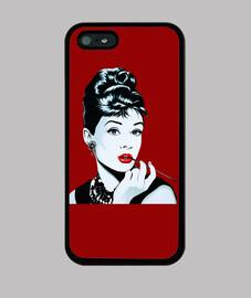 Audrey Hepburn - iPhone 5