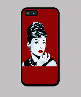 Audrey Hepburn - iPhone 5