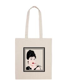 Audrey Hepburn bag