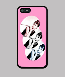 Audrey Hepburn Colors - Funda de movil