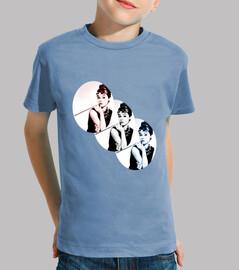 Audrey Hepburn Colors - Niña