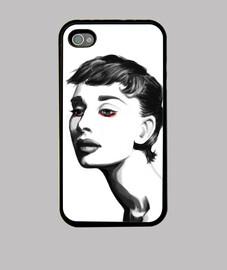 Audrey Hepburn Iphone 4/4S