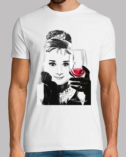 Audrey Loves Red Wine - Chico M/C