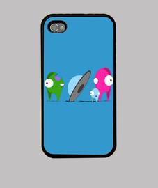 außerirdische iphone 4