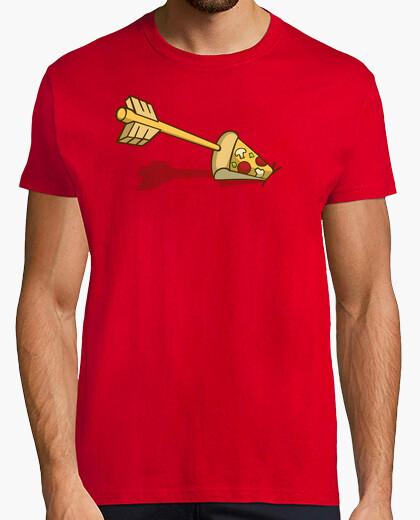 T-Shirt auf den ersten pizza lieben