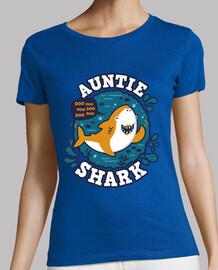 auntie shark stroke