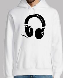 auriculares de música