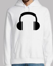 auriculares música dj