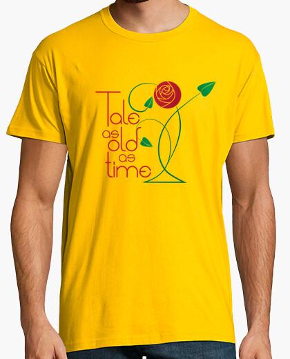 Tee-shirt aussi vieux que le temps
