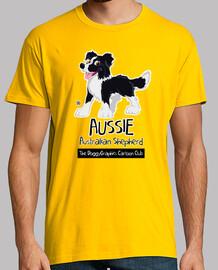Aussie CartoonClub - Black