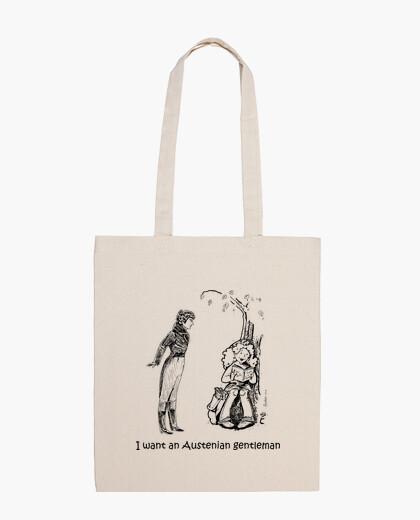 Austenite bag shoulder - bag for the arm janeite