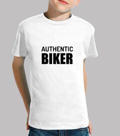 authentic biker / motorcycle