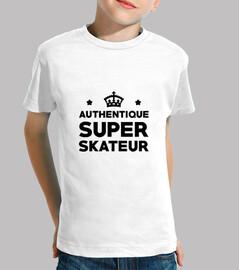 Authentique Super Skateur