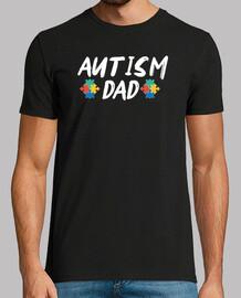 Autism Dad - Camisetas Familiares