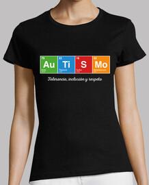 autisme: la tolérance, l'inclusion et le respect