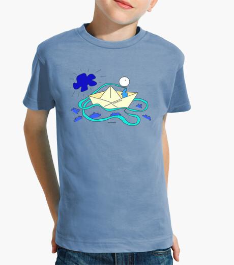 Ropa infantil Autismo barco