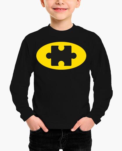 Ropa infantil Autismo Batman