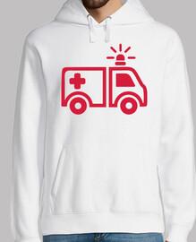 auto ambulancia