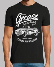 auto vintage grease
