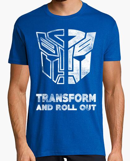 Camiseta Autobots Switch