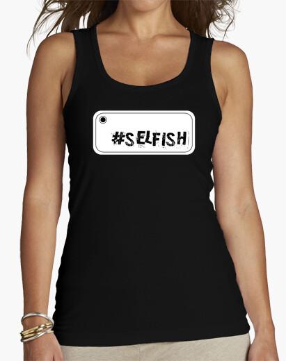 Camiseta autofoto egoísta