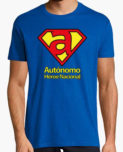 Tee-shirt autonome