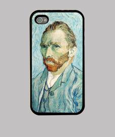Autoretrato - Van Gogh
