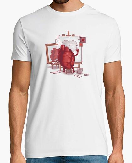 T-shirt autoritratto