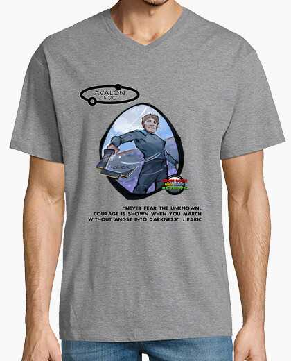 Avalon Comics - Male Edition t-shirt