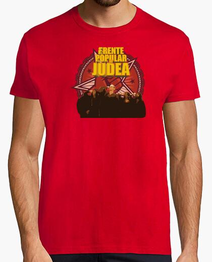 Tee-shirt avant v2 judean personnes