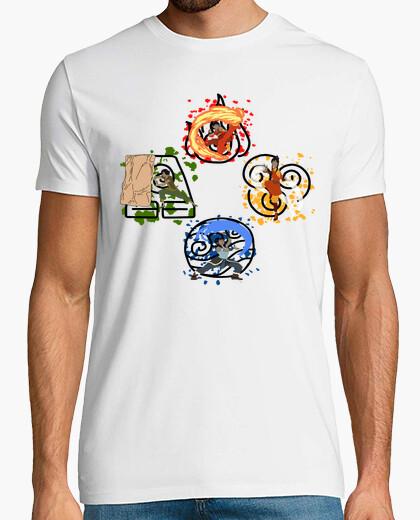 Camiseta avatar korra