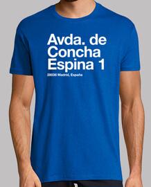 avda. de concha espina 1