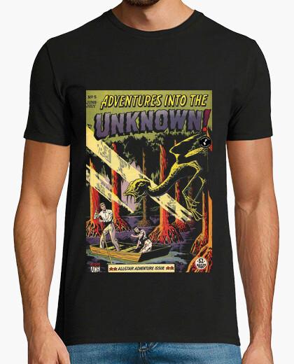 Camiseta Aventura a lo desconocido 01