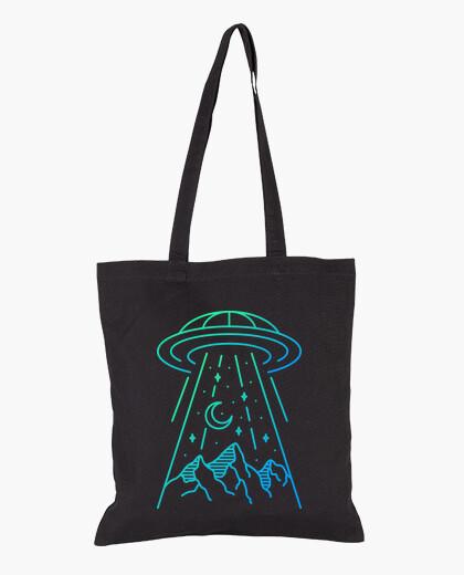 Bolsa aventura alienígena