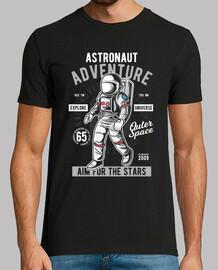 aventure astronaute