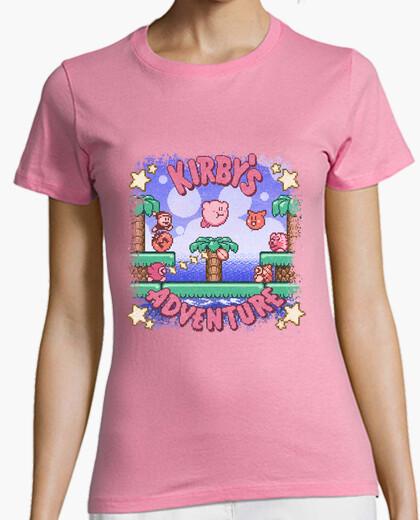 Tee-shirt aventure kirby