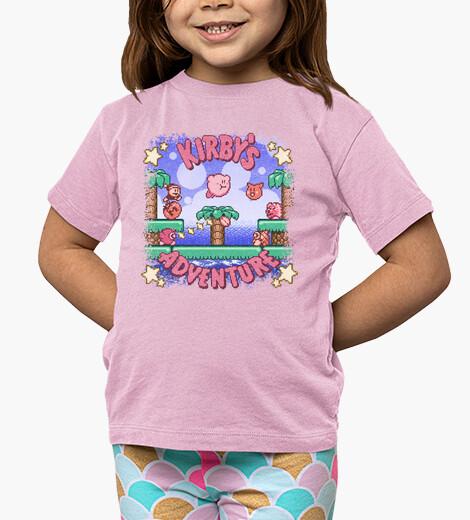 Vêtements enfant aventure kirby