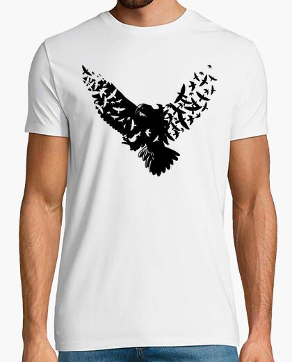 Camiseta Aves Aguila