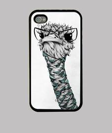 avestruz poética
