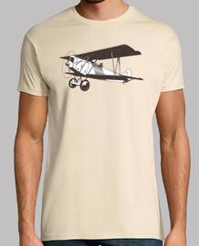 Avión Biplano Vintage