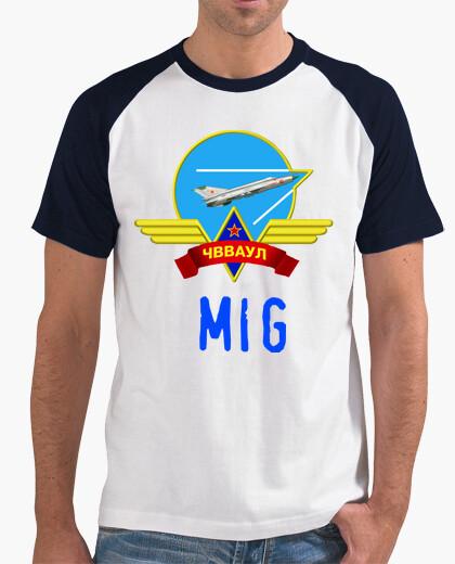 Camiseta Aviones soviéticos MIG
