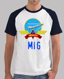 Aviones soviéticos MIG