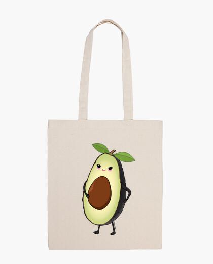 Borsa avocado mamma