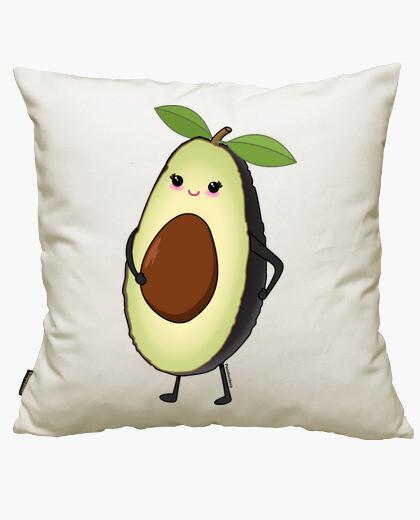 Fodera cuscino avocado mamma