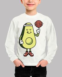 Avocado Playing Ball