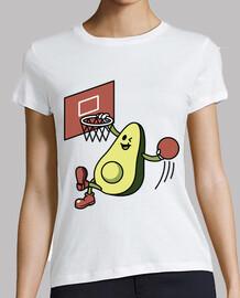 avocat jouant au basket