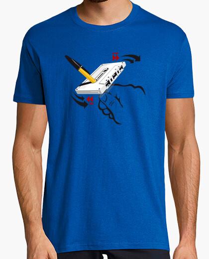 T-shirt avvolgitore manuale